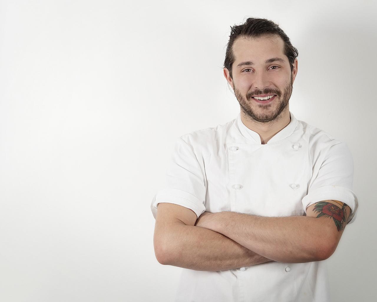 Chef Fabiano Grassi | Patron Mehta Ristorante a Martina Franca
