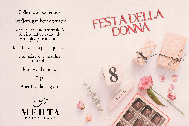 Festa della Donna Cena a Martina Franca