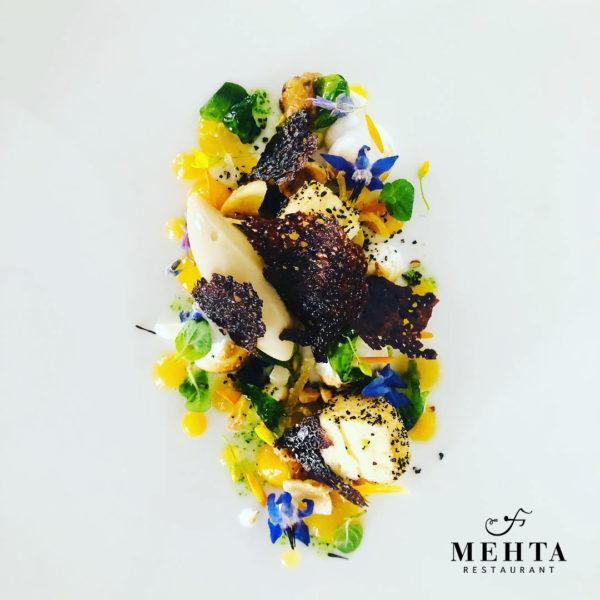 Dessert della primavera | Ristorante Mehta